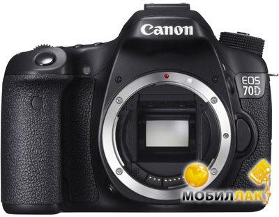 Canon EOS 70D Body WiFi MobilLuck.com.ua 17559.000