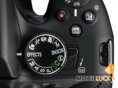 Nikon D5100 18-105 VR Kit Nikon