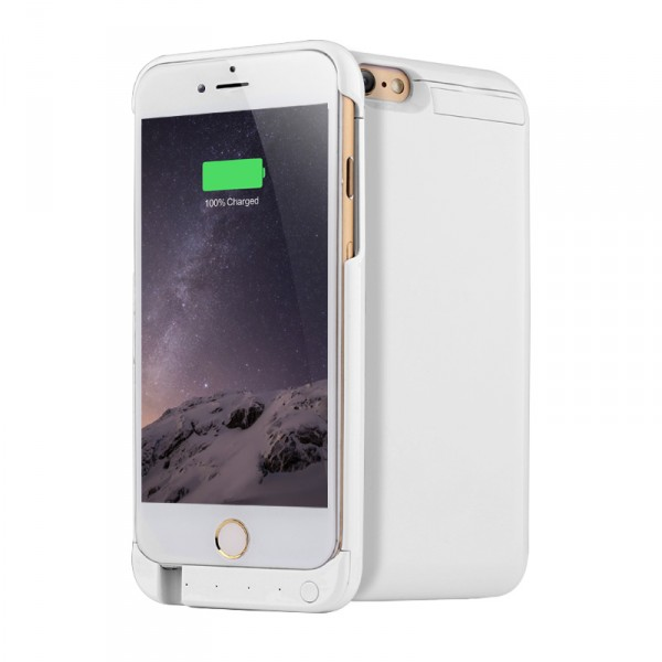 Чехол-батарея AIRON для Apple iPhone 6/6s White