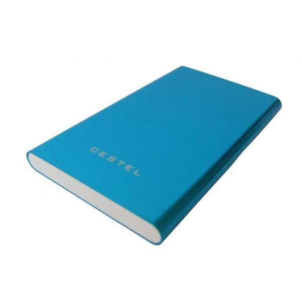 Батарея универсальная Smartfortec HYT-02-AD blue (44489)