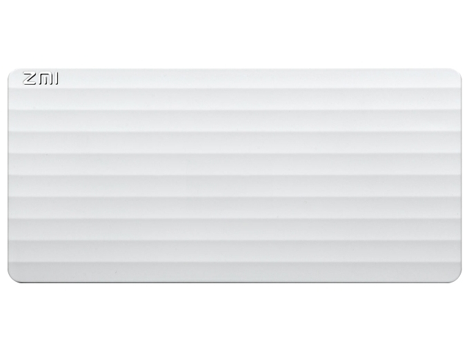 Универсальная мобильная батарея Xiaomi ZMI Power Bank 10000 mAh White (PB810-WH)