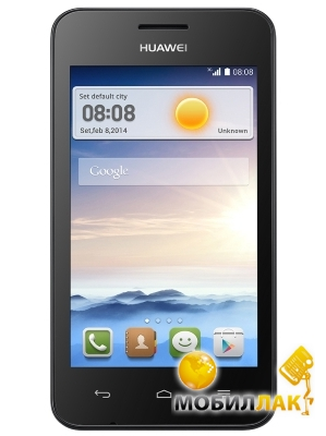 Huawei Y330-U11 DualSim Black MobilLuck.com.ua 1333.000