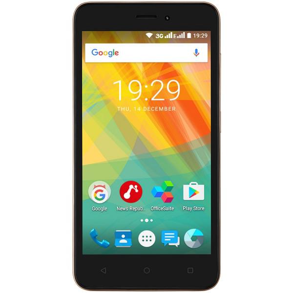 Prestigio MultiPhone 3510 Wize G3 Duo Gold (PSP3510DUOGOLD) Prestigio
