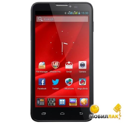 Prestigio MultiPhone 5300 Duo Black MobilLuck.com.ua 2016.000