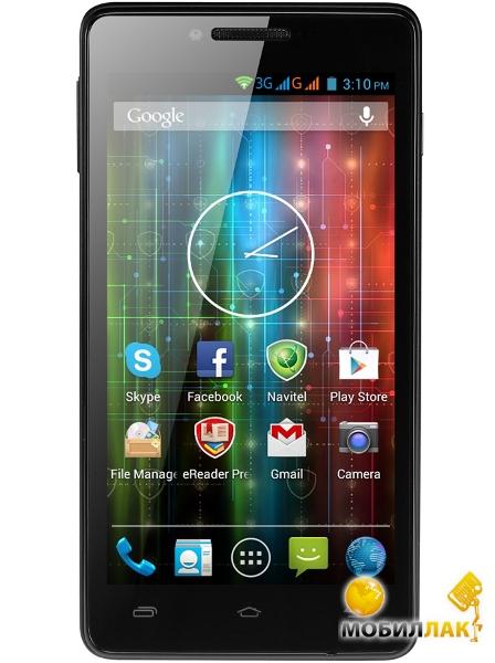 Prestigio MultiPhone 5450 Dual Sim black MobilLuck.com.ua 1529.000