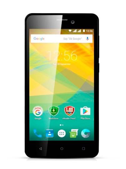 Мобильный телефон Prestigio MultiPhone 3527 Wize NK3 DUO Black (PSP3527DUOBLACK)