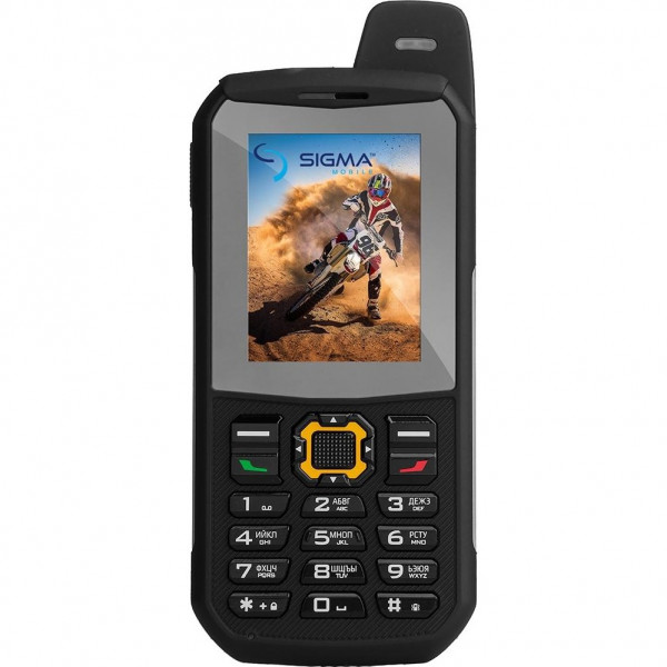 Sigma mobile X-style 68 3GSM Triple Sim Black Sigma