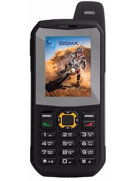 Мобильный телефон Sigma mobile X-treme 3GSM Black