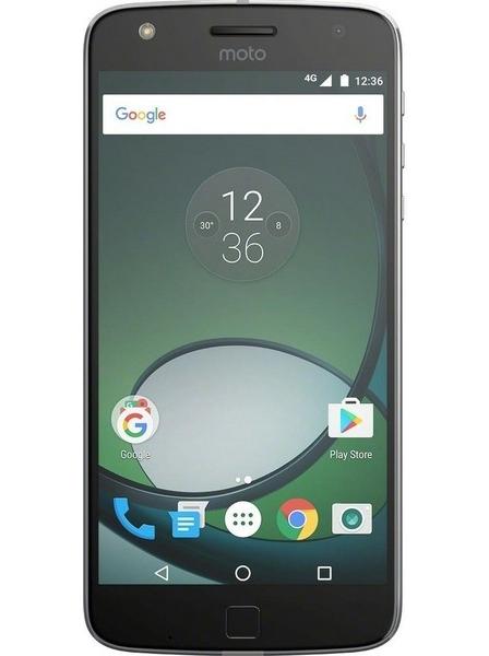Смартфон Motorola Moto Z Play Dual Sim Black/Grey