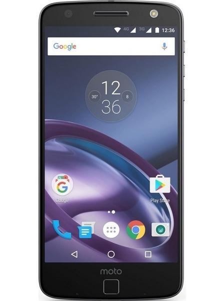 Смартфон Motorola Moto Z (XT1650-03) 32Gb Dual Sim Black
