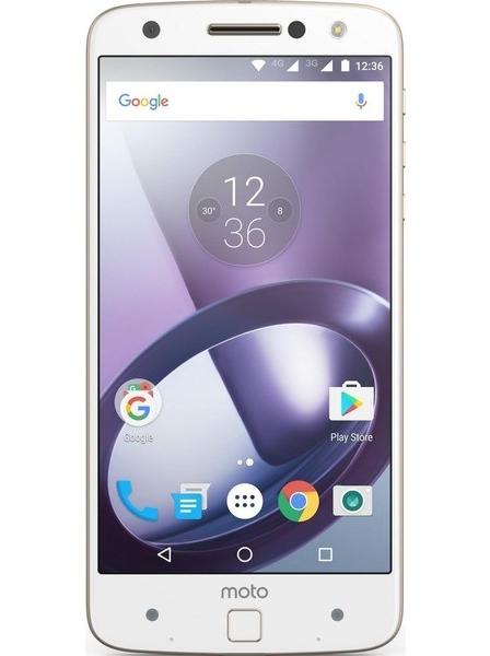 Смартфон Motorola Moto Z (XT1650-03) 32Gb Dual Sim White