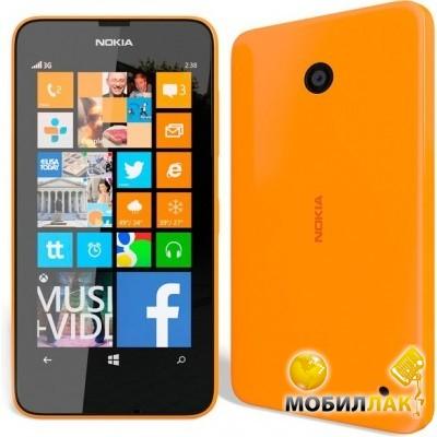 Nokia Lumia 630 Quad Core Dual Sim Orange MobilLuck.com.ua 2199.000