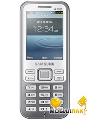 Samsung GT-C3322 White Duos MobilLuck.com.ua 699.000
