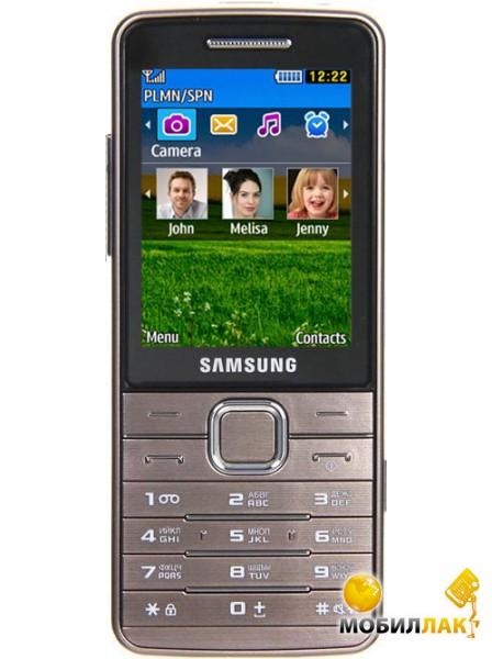 Samsung GT-S5610 Metallic Gold MobilLuck.com.ua 899.000