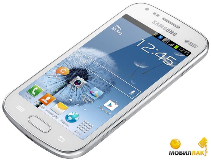 Смартфон samsung gt s7562 galaxy s pure white duos 8