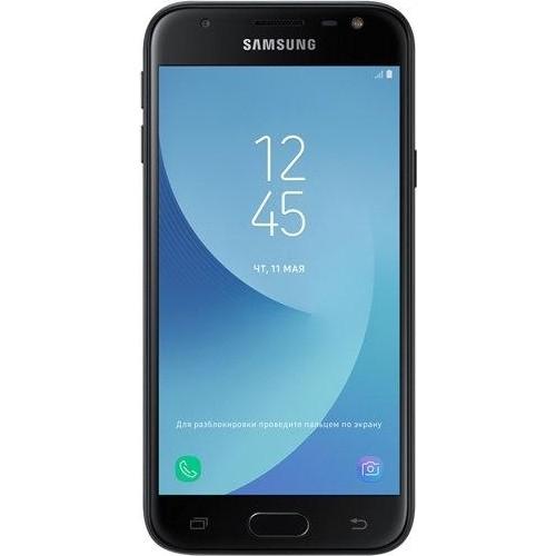 Samsung Galaxy J3 2017 Black (SM-J330FZKD) Samsung