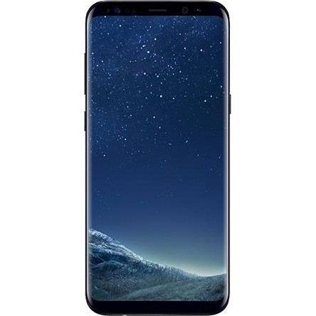 Samsung Galaxy S8 Plus 64Gb Duos ZKD (SM-G955FZKD) Black Samsung