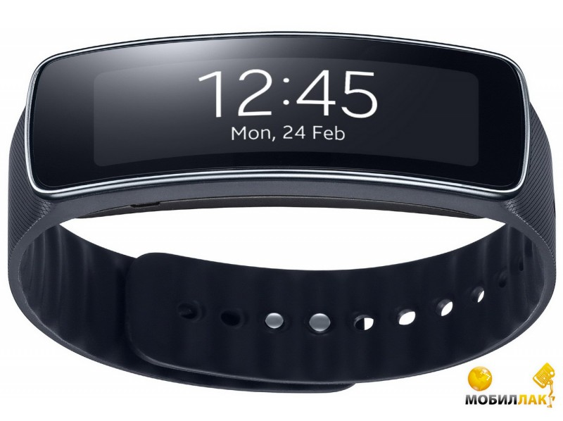 Samsung Gear Fit Black MobilLuck.com.ua 2699.000