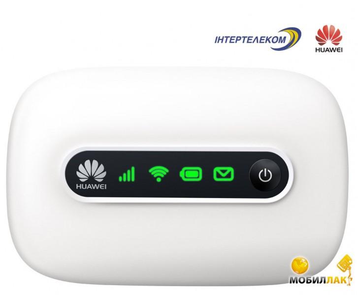 Мобильный 3G Wi-Fi роутер Huawei EC 5321u-1 (+пакет Интертелеком ...