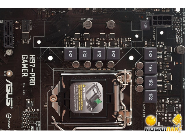 Asus H97-PRO GAMER MobilLuck.com.ua 2181.000
