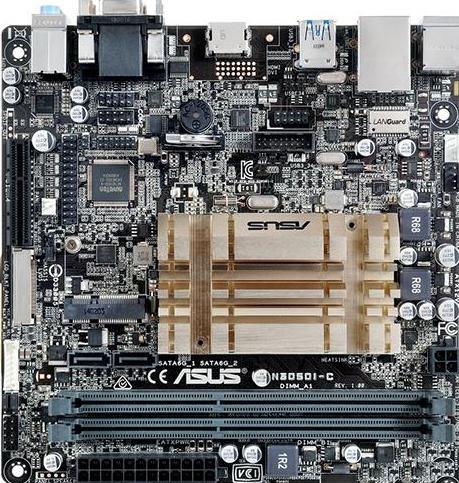 Asus MiniITX Celeron Dual-Core N3050 N3050I-C Asus