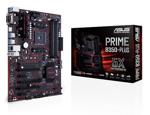 Asus PRIME_B350-PLUS Asus