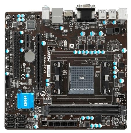 MSI A88XM-E35 V2 MSI