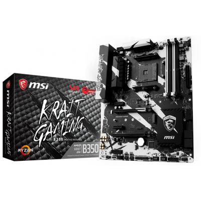 MSI B350_KRAIT_GAMING MSI