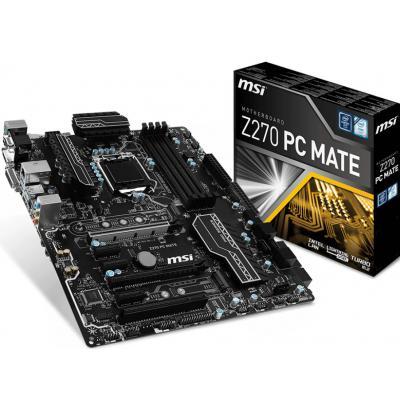 MSI Z270 PC MATE MSI