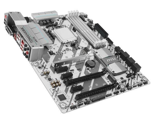 MSI s1151 Z270 4DDR4 White (Z270 TOMAHAWK ARCTIC) MSI