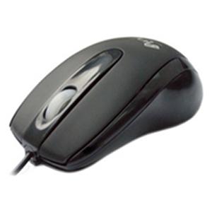 Мышка Lux ML-967PB Optical 800dpi PS/2 Black