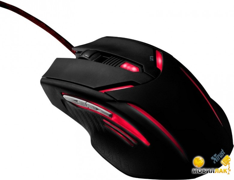 Trust GXT 152 Illuminated Gaming Mouse (19509) Trust