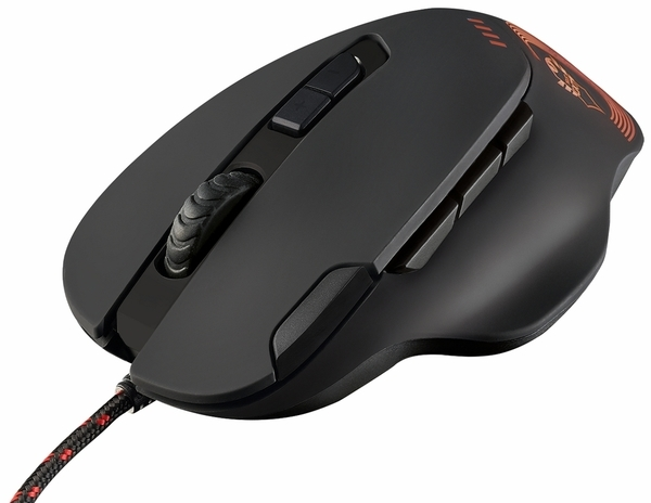 Trust GXT 162 Optical Gaming Mouse Trust