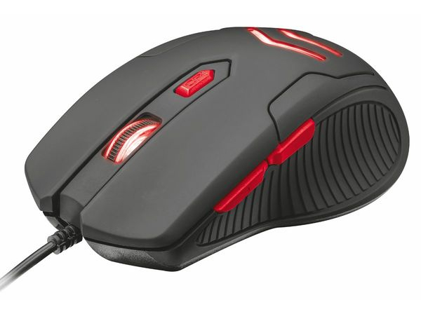 Trust Ziva Gaming mouse plus Mouse pad (21963) Trust