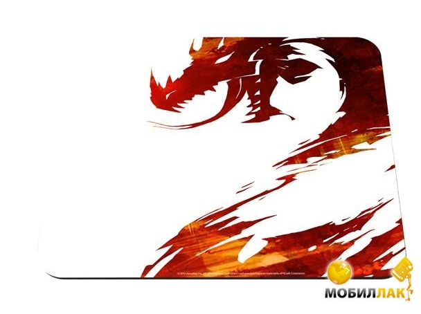 SteelSeries QcK Guild Wars2 Logo edition (67252) MobilLuck.com.ua 414.000