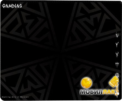 Gamdias Speed-type mouse pad small MobilLuck.com.ua 152.000