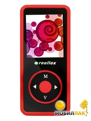 Reellex UP-48 4 Gb черно-красный MobilLuck.com.ua 455.000