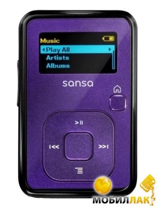 Sandisk Sansa Clip+ 4GB Индиго MobilLuck.com.ua 615.000