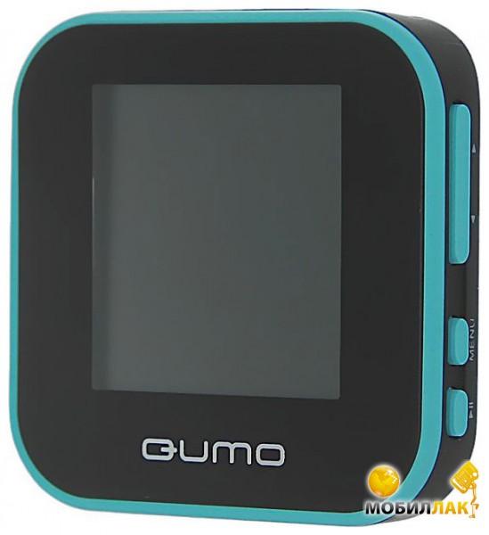 Qumo Boxon 4GB rubber black MobilLuck.com.ua 645.000
