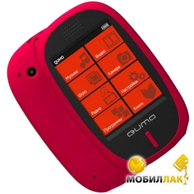 Qumo SENS 4Gb pink MobilLuck.com.ua 593.000