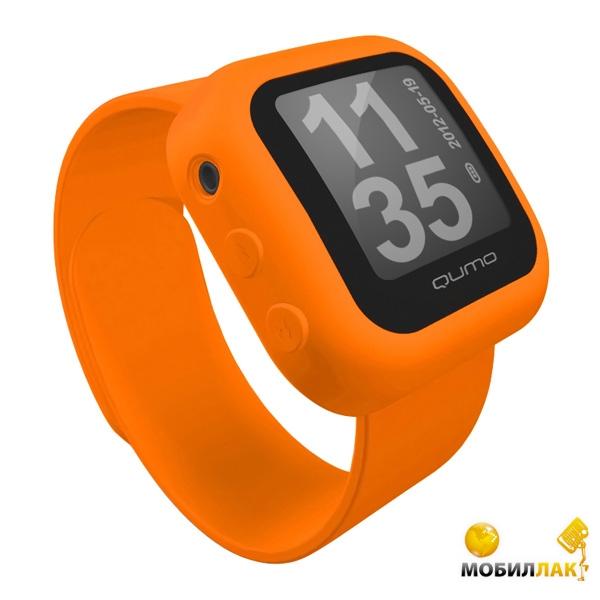 Qumo SPORTSWATCH 4GB orange MobilLuck.com.ua 558.000