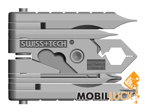 Swiss+Tech Micro-Max 19-in-1 Key Ring Multi-Function Tool ST53100ES MobilLuck.com.ua 311.000