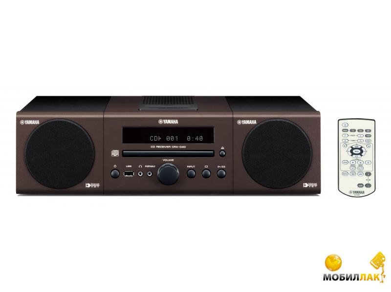 Yamaha MCR-040 Brown MobilLuck.com.ua 4982.000