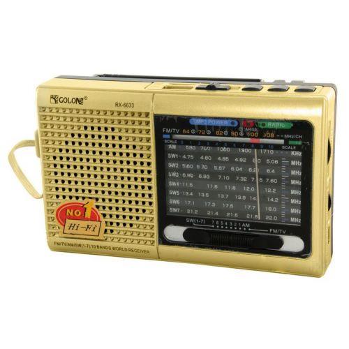 Golon RX 6633 Gold Golon