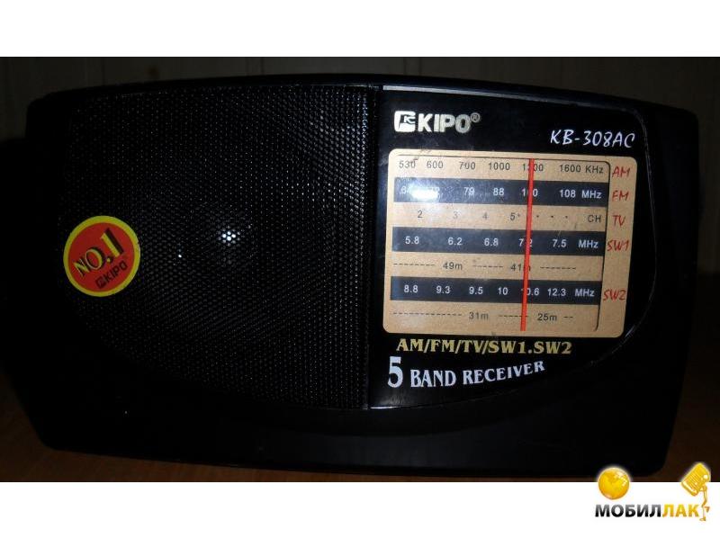 радиопри мник кв 308ас схема