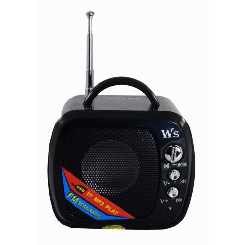 Wanster WS-575 USB MP3 Black Wanster