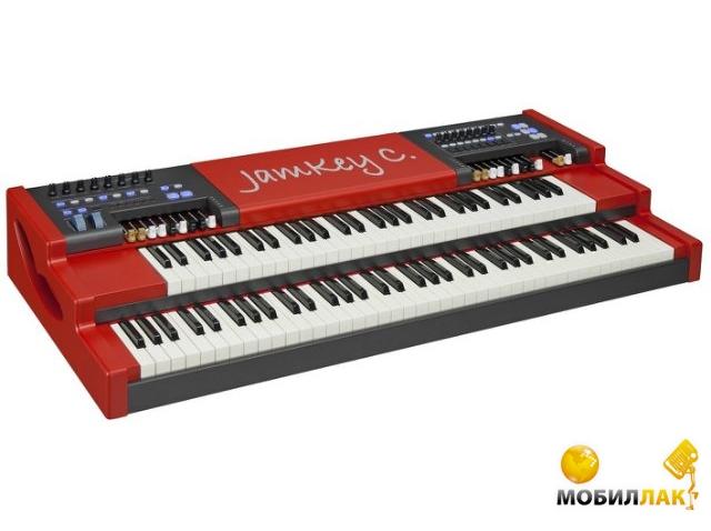 Программа фортепиано на клавиатуре