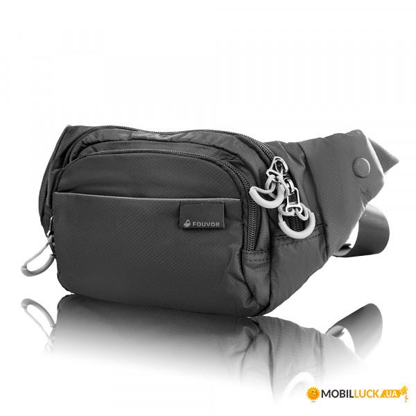 dc694a3a51a2 Мужская поясная сумка Fouvor VT-2802-07. Купить Мужская поясная ...