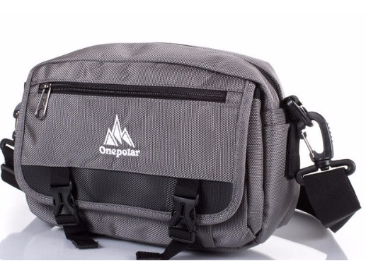 345d63611079 Мужская спортивная сумка Onepolar W5078-grey. Купить Мужская ...