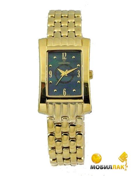 Цены на Часы наручные Continental 3008-238 Механизм: Кварцевый; Пол: Женские; Стекло в часах: Минеральное; Материал